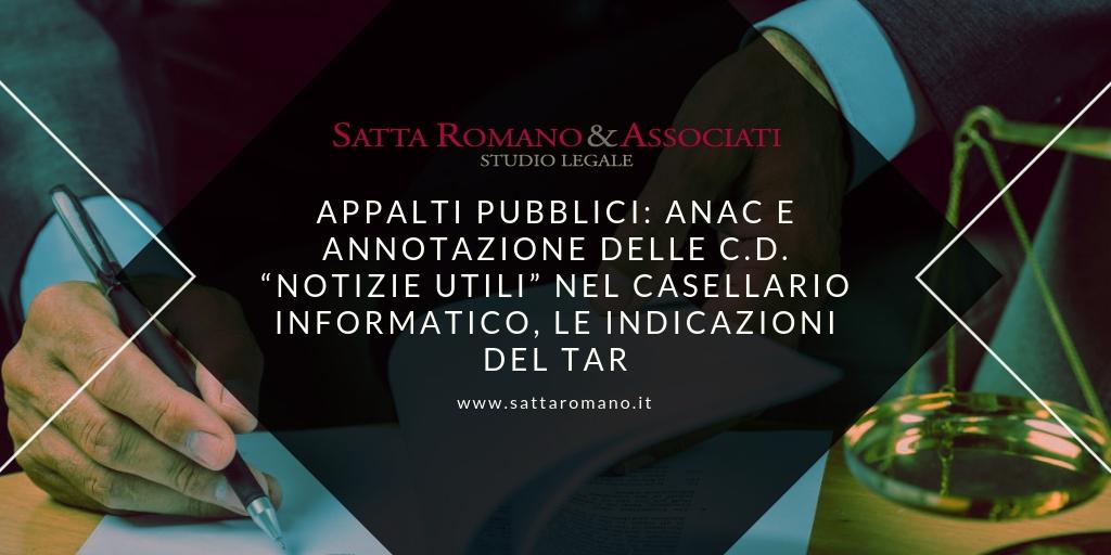 Infografica Anac