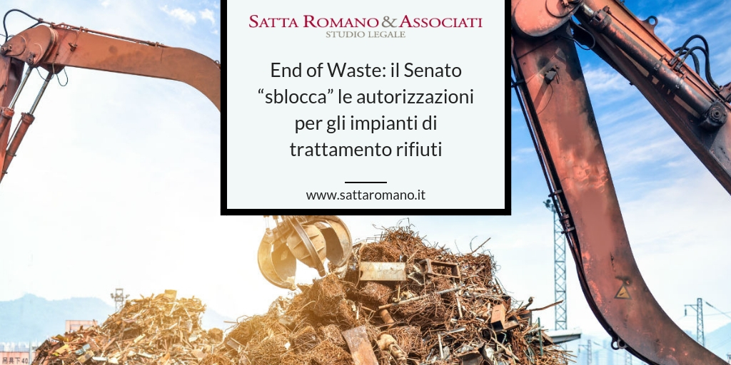 infografica end of waste