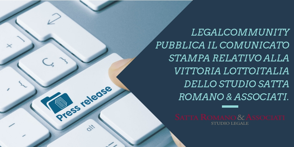 infografica legalcommunity vittoria lottomatica
